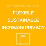 demountable walls